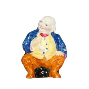 Old Father William RW3614 - Royal Worcester Figurine