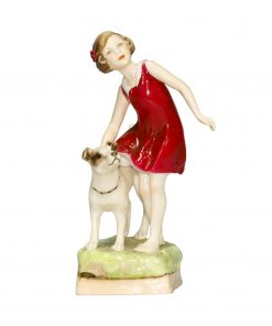 Playmate RW3270 - Royal Worcester Figurine
