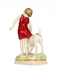 Playmate RW3270 - Royal Worcester Figurine