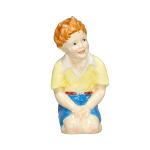 Punch RW3488 - Royal Worcester Figurine