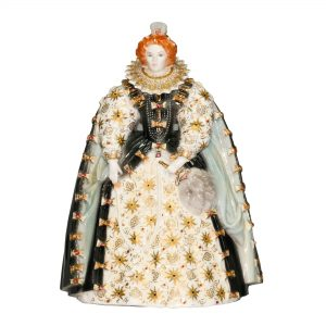 Queen Elizabeth I CW311 - Royal Worcester Figurine