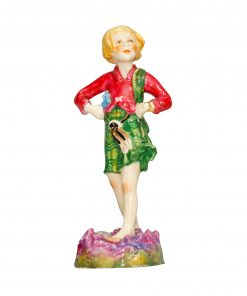 Scotland RW3104 - Royal Worcester Figurine