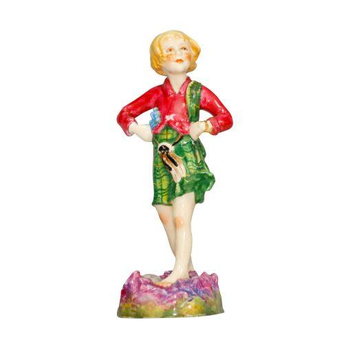 Scotland RW3104 - Royal Worcester Figurine