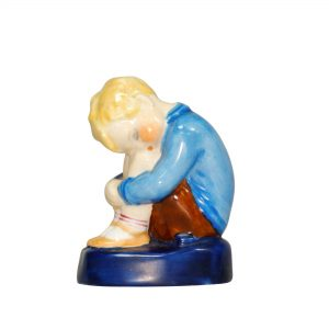 Sleepy Boy RW2918 RW2918 - Royal Worcester Figurine