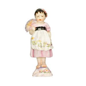 Spain RW3070 - Royal Worcester Figurine
