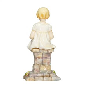 Sunshine RW3083 White RW3083 - Royal Worcester Figurine