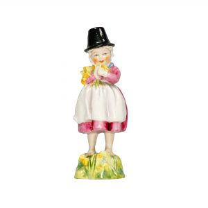 Wales RW3103 - Royal Worcester Figurine