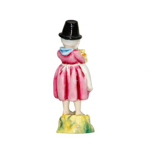 Wales RW3103 - Royal Worcester Figurine