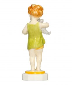 Wednesday's Child (Boy) RW3521 - Royal Worcester Figurine
