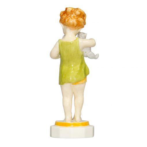 Wednesday's Child (Boy) RW3521 - Royal Worcester Figurine