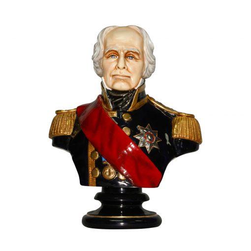 Captain Thomas Hardy - Michael Sutty Bust