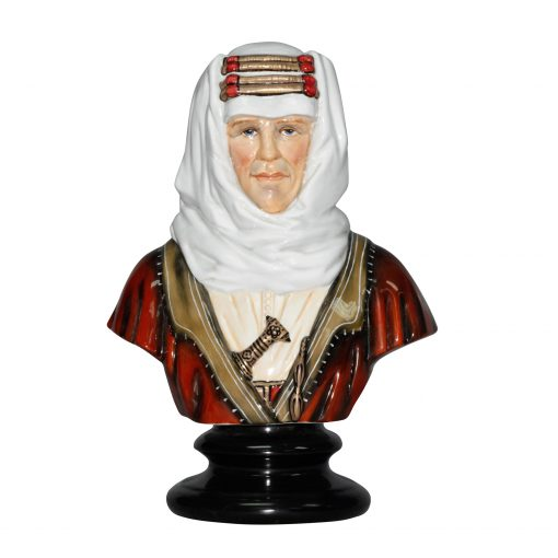 Lawrence of Arabia - Michael Sutty Bust