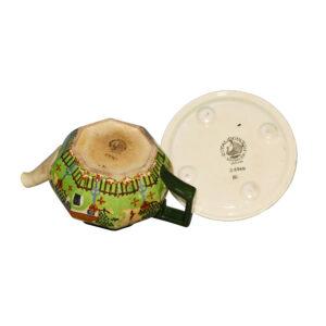 Sampler D3749 - 2pc. Teapot and Trivet Set - Royal Doulton Seriesware