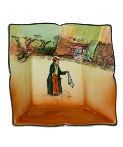 Dickens Artful Dodger Ashtray - Royal Doulton Seriesware