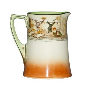 Dickens Artful Dodger Pitcher - Royal Doulton Seriesware