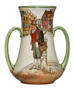 Dickens Bill Sykes Loving Cup - Royal Doulton Seriesware