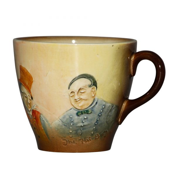 Dickens Cup and SaucerSet D583 - Royal Doulton Seriesware