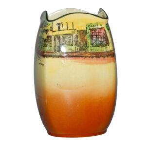 Dickens Little Nell Vase 7H - Royal Doulton Seriesware