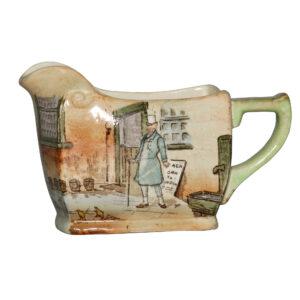 Dickens Mr Micawber Creamer 3H - Royal Doulton Seriesware