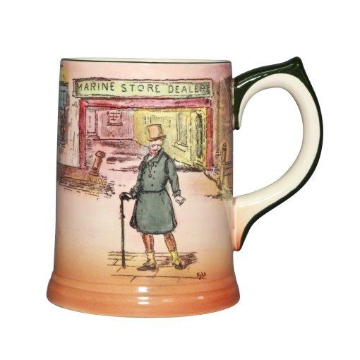 Dickens Mr Micawber Tankard - Royal Doulton Seriesware