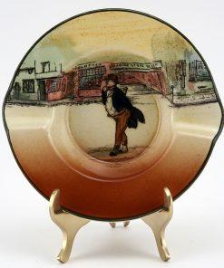 Dickens Mr Pickwick Silver Ash - Royal Doulton Seriesware