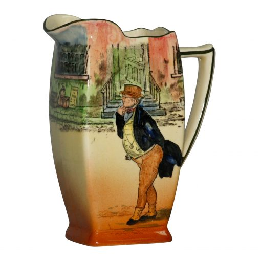 Dickens Mr Pickwick Pitcher 8H - Royal Doulton Seriesware