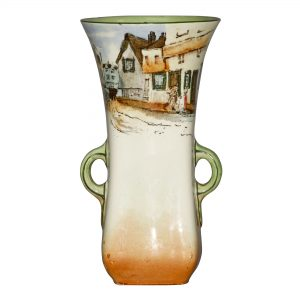 Dickens Mr Pickwick Vase 6H - Royal Doulton Seriesware