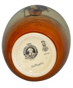 Dickens Old Peggoty Vase D5175 - Royal Doulton Seriesware