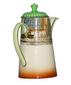 Sam Weller Coffee Pot 6H - Royal Doulton Seriesware