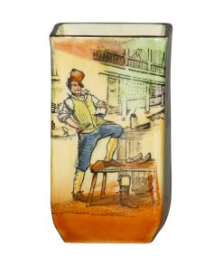 Dickens Sam Weller Mini Vase 3 - Royal Doulton Seriesware