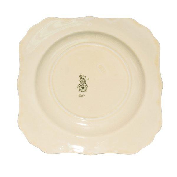 Dickens Sam Weller & Mrs. Bardell Plate - Royal Doulton Seriesware
