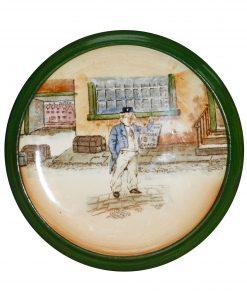 Tea Trivet Cap'n Cuttle - Royal Doulton Seriesware