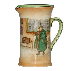 Dickens Tony Weller Pitcher 5H - Royal Doulton Seriesware