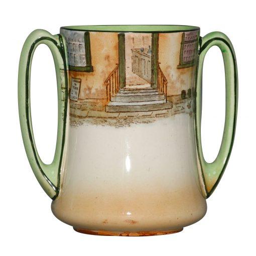 Dickens Tony Weller Vase 6H - Royal Doulton Seriesware