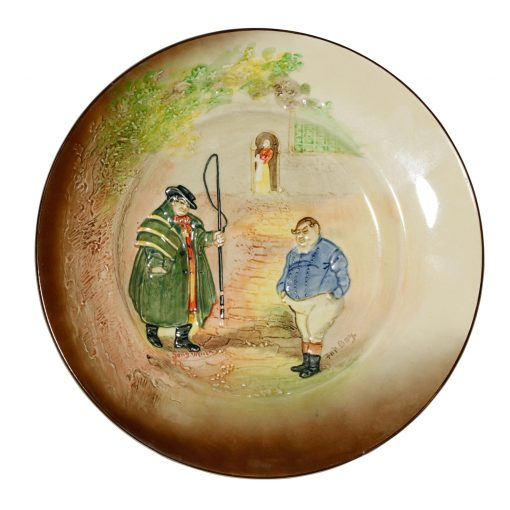 DickensTony Weller and Fat Boy - Royal Doulton Seriesware
