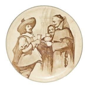 "Tea Trivet ""The Stirrup Cup"" - Royal Doulton Seriesware"