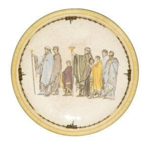 "Tea Trivet ""Athens"" - Royal Doulton Seriesware"