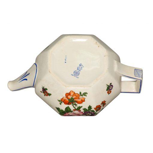 """Teapot """"Floral"""" - Royal Doulton Seriesware"""