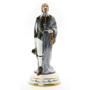 Earl of Warwick Figure 7H - Michael Sutty Figurine