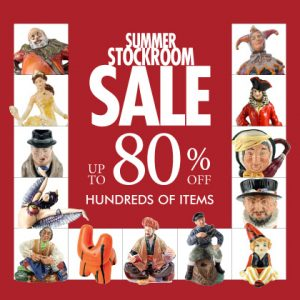 Summer Stockroom Sale