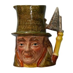 Little Nell's Grandfather Jug - Beswick Character Jug