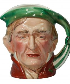 Scrooge - Large Jug - Beswick Character Jug