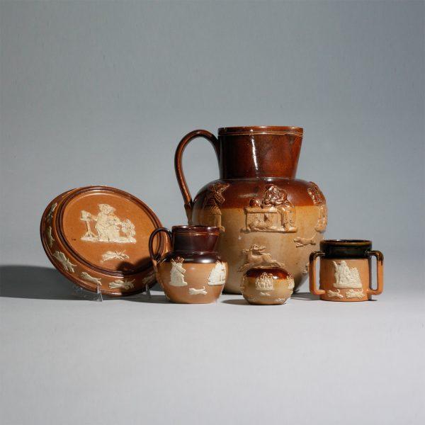 Stoneware Lot 4116