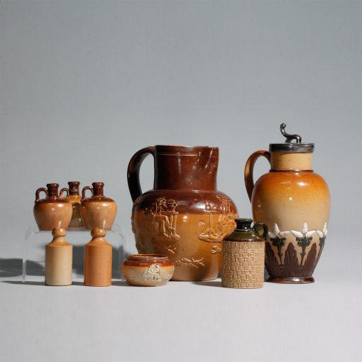 Stoneware Lot 4119