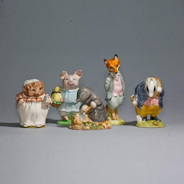 Beatrix Potter Lot 4120
