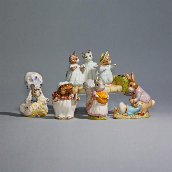 Beatrix Potter Lot 4121