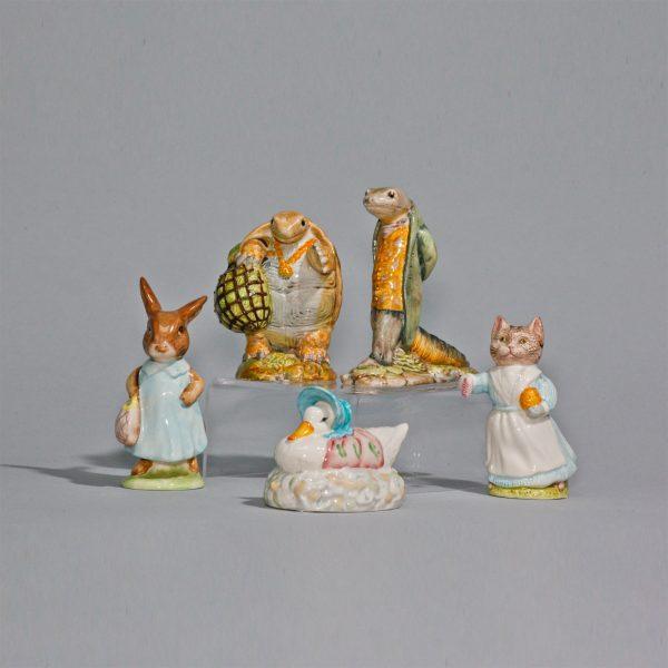 Beatrix Potter Lot 4123