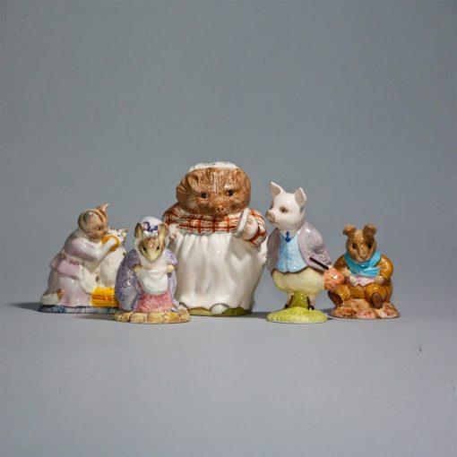 Beatrix Potter Lot 4124