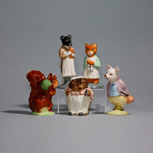 Beatrix Potter Lot 4126