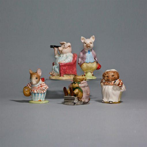 Beatrix Potter Lot 4128